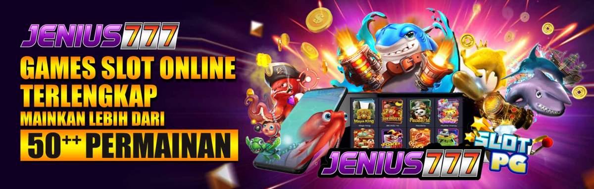 Gabung Bersama Jenius777 Dan Nikmati Permainan Judi OnlineTerpopuler!!